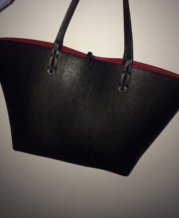Cute Black Tote Bag - Shop for Cute Black Tote Bag on Wheretoget