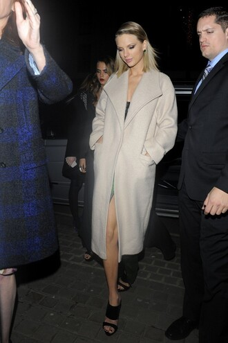 coat taylor swift sandals shoes