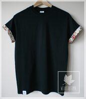 t-shirt,hype,hipster,indie,floral,vintage,unisex,boyfriend,black,slim,oversized,weareautumn