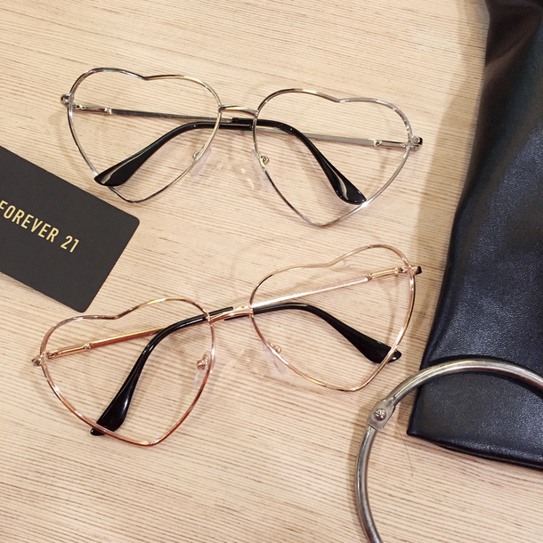 sunglasses, glasses, glasses frames, clear glasses frames, heart ...