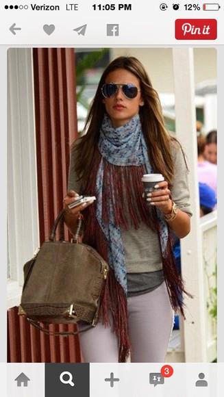 fringe scarf fall outfits allesandra ambrosioo allesandra allesandra ambrosia victoria