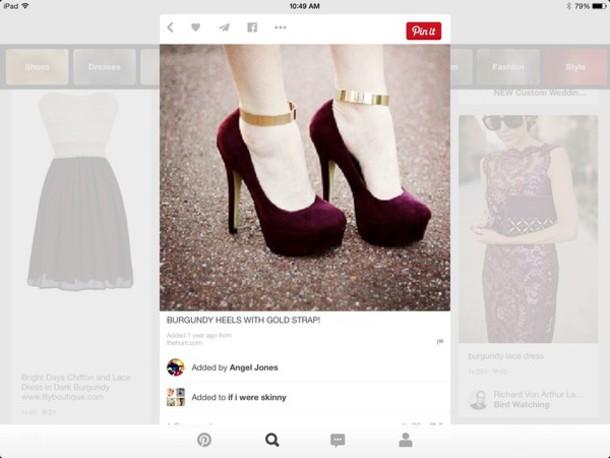 shoes burgundy heels burgundy heels burgundy pumps pumps gold band pumps