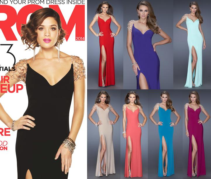 Home | La Femme Fashion 2014 -  La Femme Prom Dresses -  Dancing with the Stars