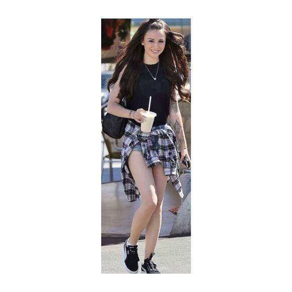 shirt flannel shirt black flannel cher lloyd. cher lloyd hypster fashion style
