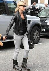 leather jacket,perfecto,black,kate moss,jacket