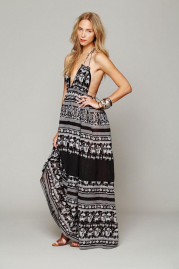 apparel  dresses  maxi dresses  halters apparel accessories clothes dress dress