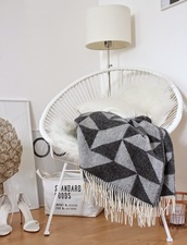 fashion twinstinct,blogger,chair,blanket,home accessory,cozy,geometric,hipster,beach house