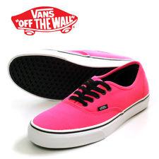 9860bdca629fb3 Authentic Neon Fluorescent Pink Women s Skate Shoes