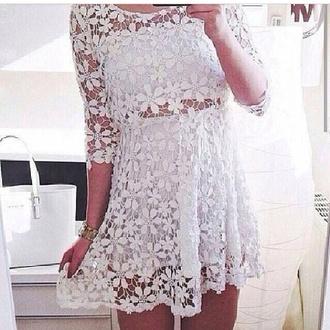dress white white dress summer dress short dress white dresses 2014 summer outfits tejido prom 2014 full length forever hill model heart ball sparkle sequins