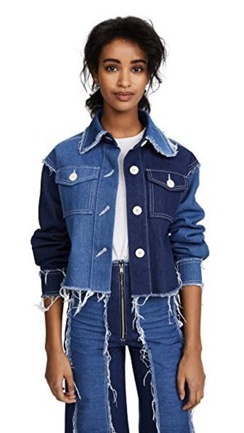 Rejina Pyo jacket blue