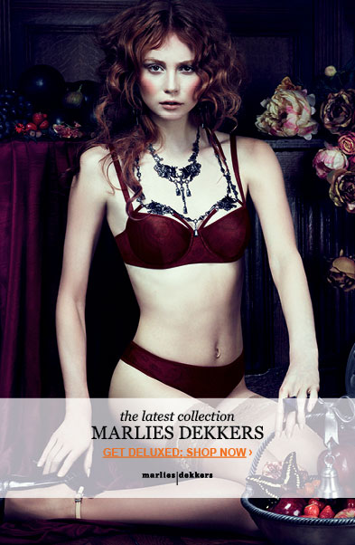 Official Marlies Dekkers webshop - 20 years of lingerie revolution