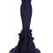 Ombre organdy strapless gown | moda operandi
