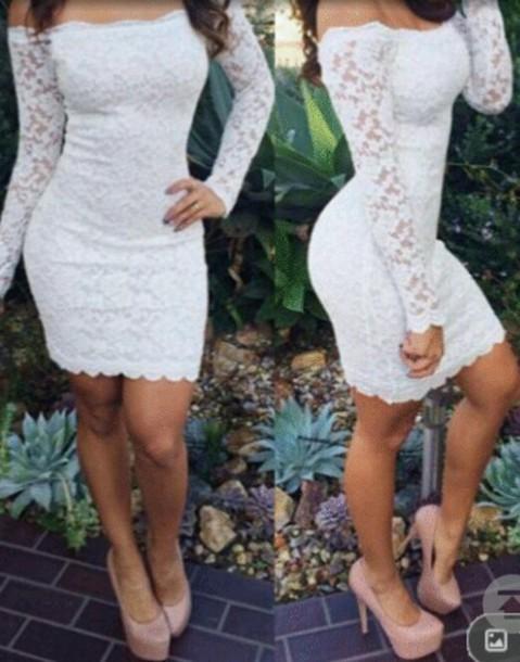 dress white dress tight crochet maxi dress lace dress lace white white  tight dress bodycon dress 3aa88a2c4