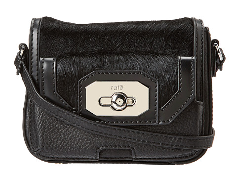 Rafe New York Monique Crossbody Black - Zappos.com Free Shipping BOTH Ways