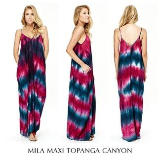 dress lovestitch maxi dress tie dye dress