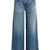 The Wide Leg Crop high-rise jeans