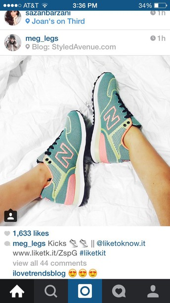 shoes new balance sneakers