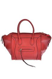 bag,red purse,red backpack,backpack purse,top handle purse,zip pocket purse,faux leather purse,www.ustrendy.com