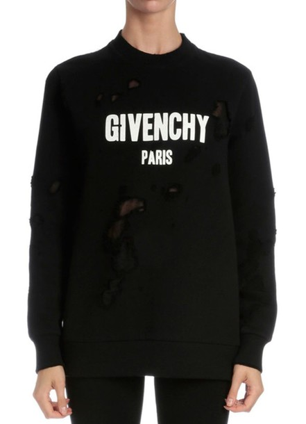 sweater givenchy sweatshirt