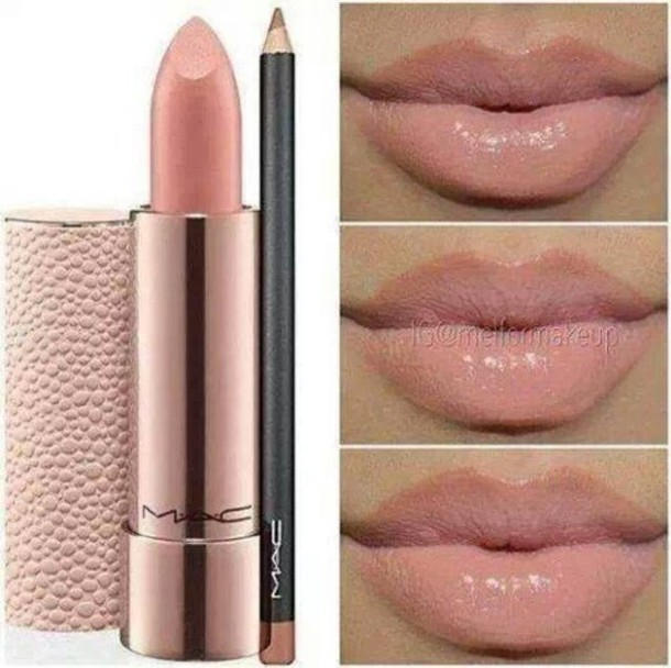 MAC- Honey Love   Honey love mac lipstick, Mac lipstick