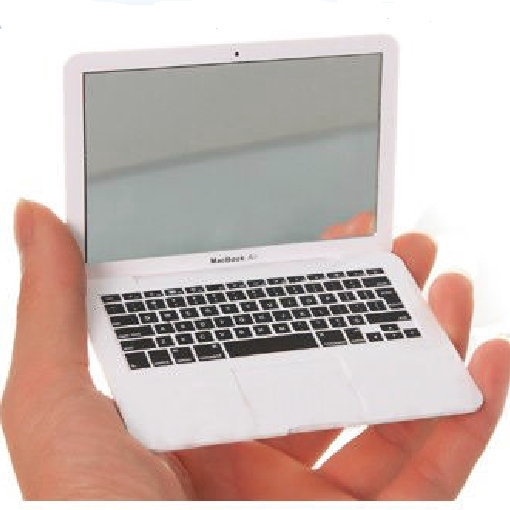 мини mac зеркало для макияжа apple , ноутбук зеркало зеркало imacbook воздуха, принадлежащий категории счетчики монет и сортировщики и относящийся к промышленность и бизнес на сайте aliexpress.com