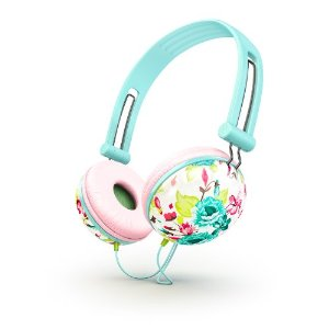 Over the head headphones: electronics