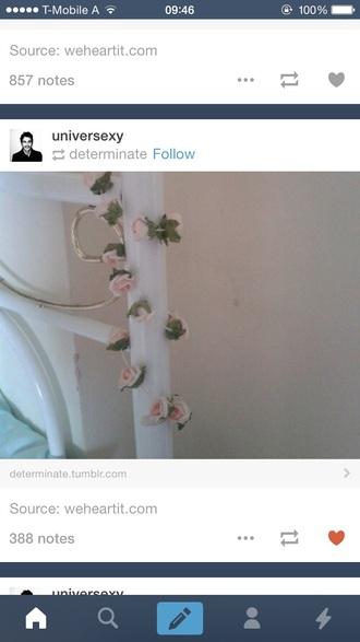 home accessory roses romantic home decor