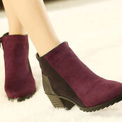 shoes,burgundy,boots,ankle boots,chelsea boots,black