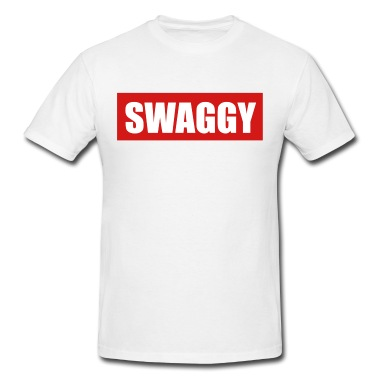 SWAGGY T-Shirt | Spreadshirt | ID: 10812350