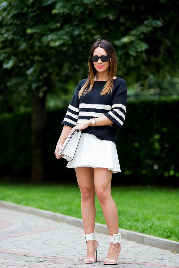 cashmere in style sweater bag skirt shoes sunglasses