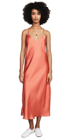 dress slip dress