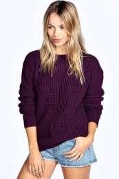 Annie oversized vintage jumper