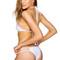 Frankies bikinis mimi bottom - white