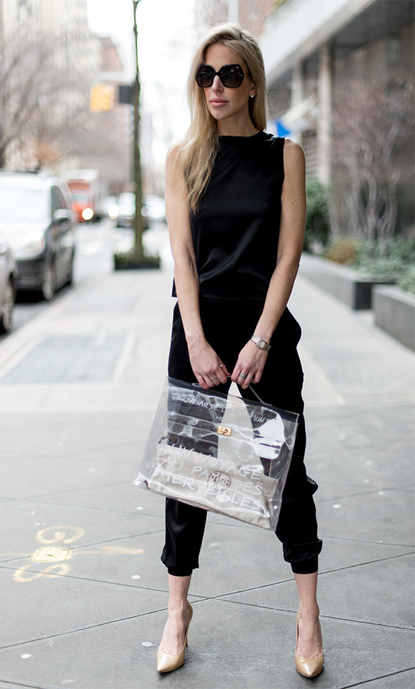birkin bags hermes for sale - Hermes Pre-Owned Hermes Clear Souvenir D