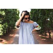 dress,tassel,summer,style,fashion,one piece,dailylook,skirt,storets,embroidered,off the shoulder