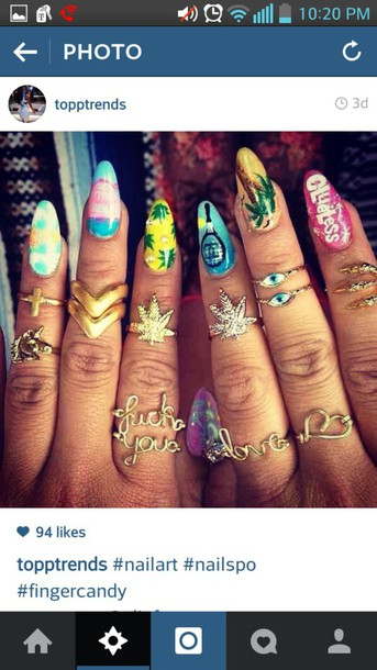 jewels eye ring chevron rings weed ring silver ring gold ring