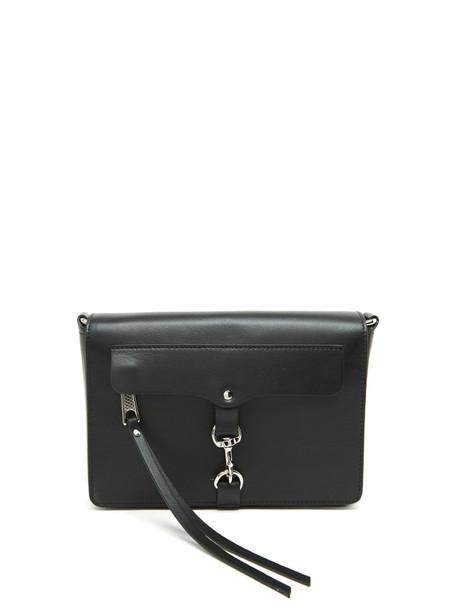 Rebecca Minkoff 'lg Mab Flap' Bag in black