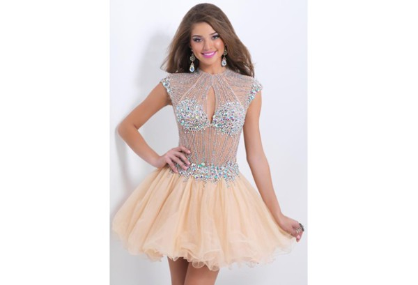 homecoming dress rhinestones short organza homecoming dress prom dress prom dress evening dress party dress gown gown dress