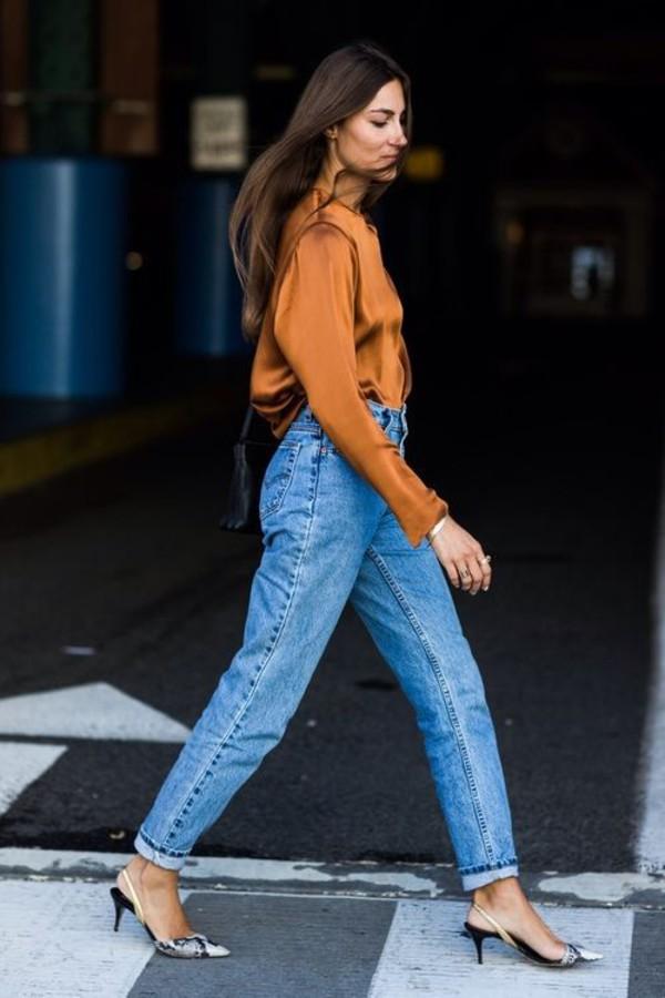 How To Stlye Shoes Bag Medium Length High Neck Dress