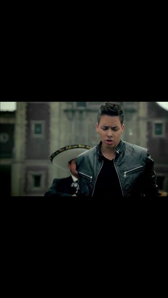 jacket veste cuir noir prince royce batchata spanish musique clip latino princeroyce inconditional