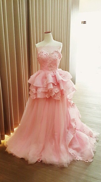 dress pink dress pink prom dress pink maxi dress prom dress