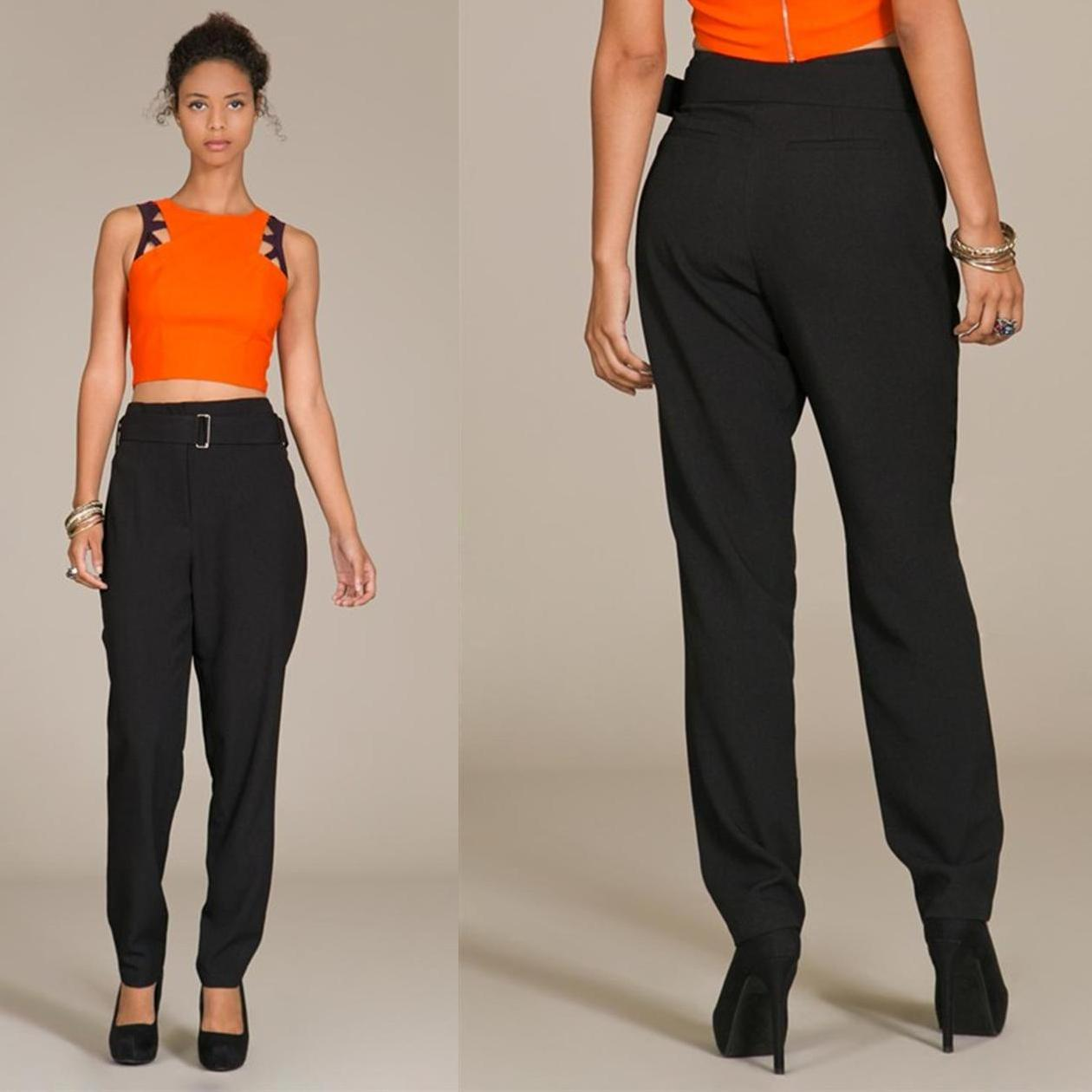 Black harlem pants · trendyish · online store powered by storenvy