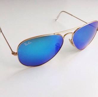 sunglasses rayban reflet