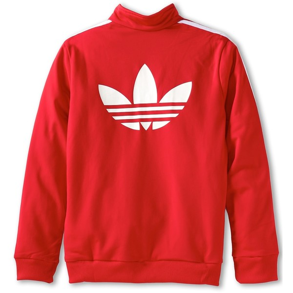 adidas Originals Kids Firebird Track Top (Little Kids/Big Kids) - Polyvore
