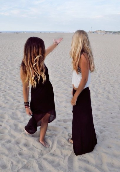 dress black skirt maxi skirt maxi dress white dress white tumblr cute cute dress