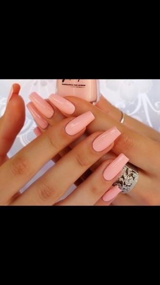 nail polish pink nailpolish nails nail art wedding