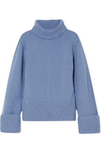 sweater turtleneck turtleneck sweater light blue light blue