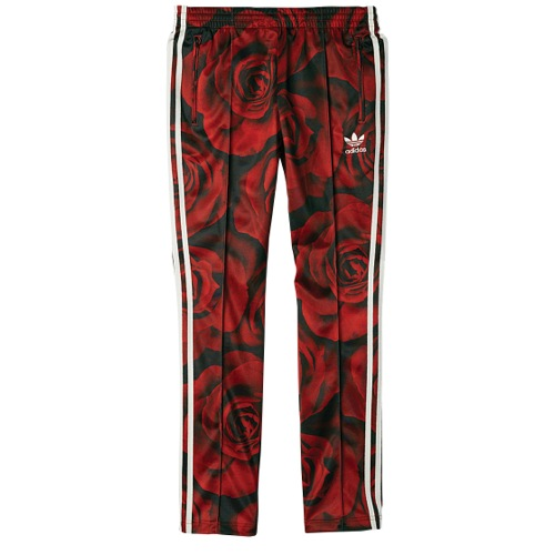 Adidas Originals Red Clash Track Pants Women S At Eastbay