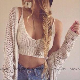 top crochet top
