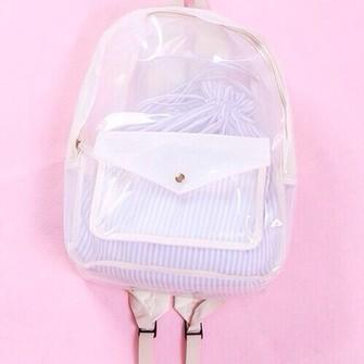 backpack-transparent-bag-mesh-bookbag-knapsack-school-bag-school-bags ...
